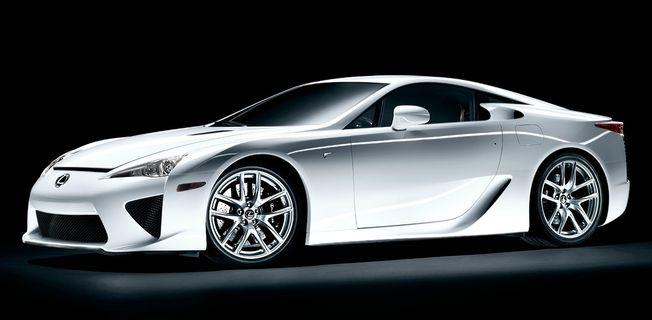 Lexus LFA (2011-)