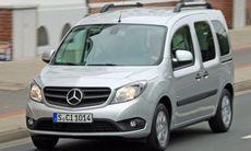 Provkörd: Mercedes Citan – fransk-tysk korsbefruktning