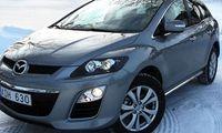 BEG: Sportiga Mazda CX-7