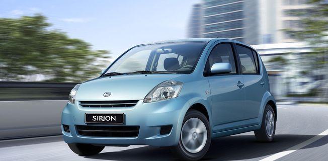 Daihatsu Sirion 1.0 (2011-)
