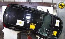 Euro NCAP: Toyota får poängavdrag