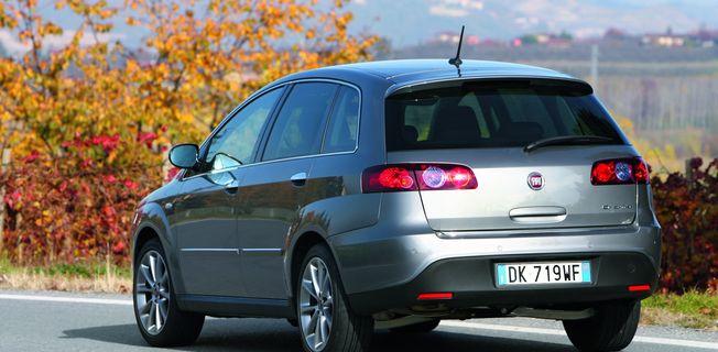 Fiat Croma 1.8 16V (2011-)