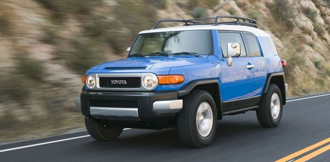 Toyota FJ Cruiser 4.0 (2011-)