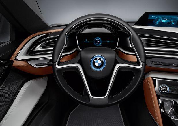 BMW i8 Concept Spyder premiärvisas i Beijing - Bild 525239