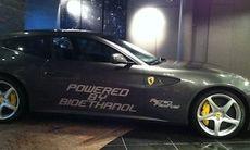 Ferrari FF med etanolmotor ger 887 hästar!