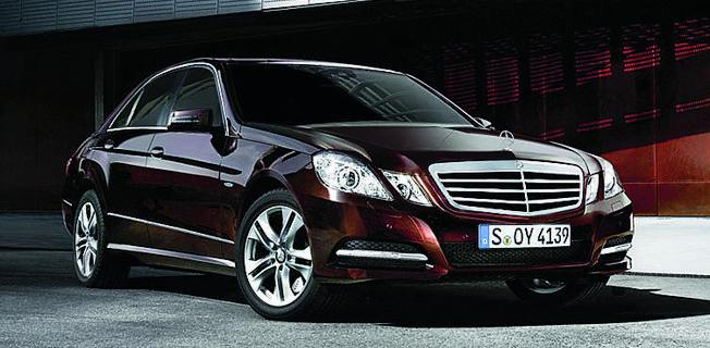 Mercedes-Benz E 300 CDI (2011-)
