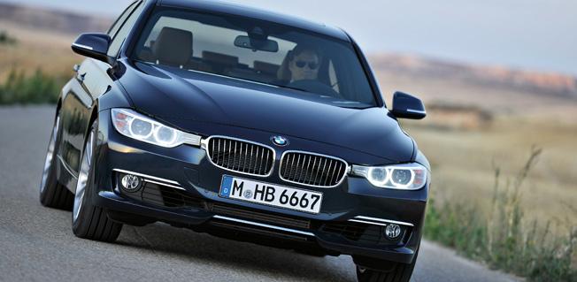 BMW 335d (2011-)