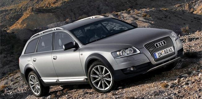 Audi A6 Allroad Quattro 3.0 TDI (2011-)