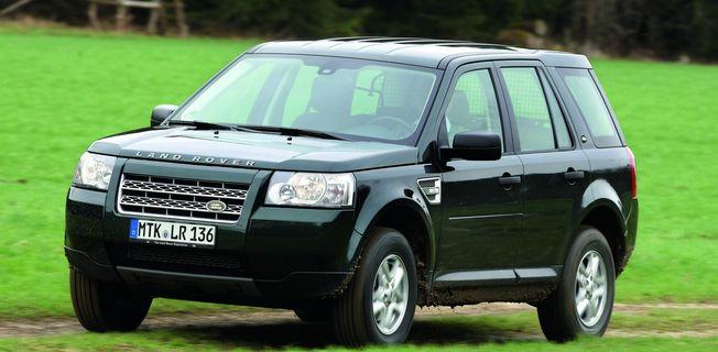Land Rover Freelander 2.2 eD4 (2011-)