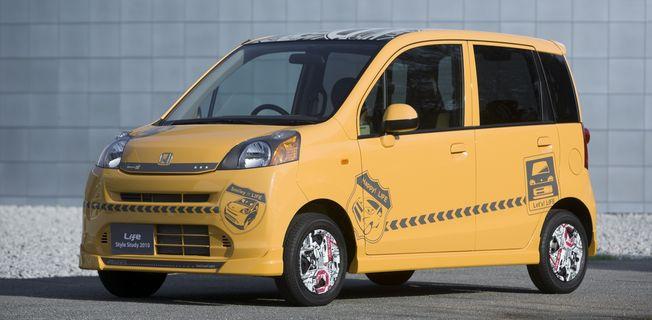 Honda Life 0.7 (2011-)
