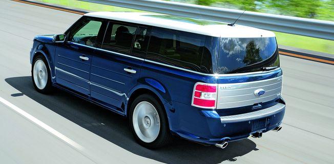 Ford Flex 3.5 (2011-)