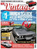 Vintage 5/2012: Importera drömbilen - så gör du!