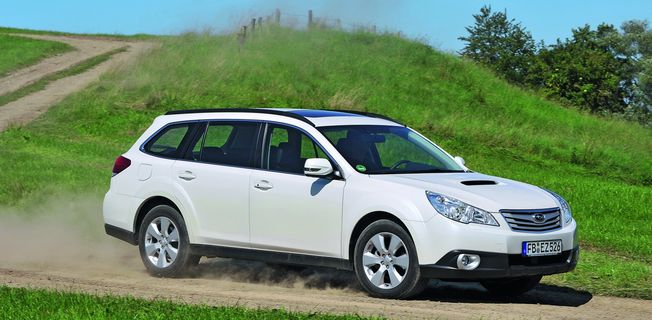 Subaru Outback 2.0D (2011-)