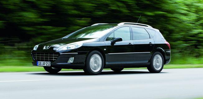 Peugeot 407 SW HDi FAP 140 (2011-)