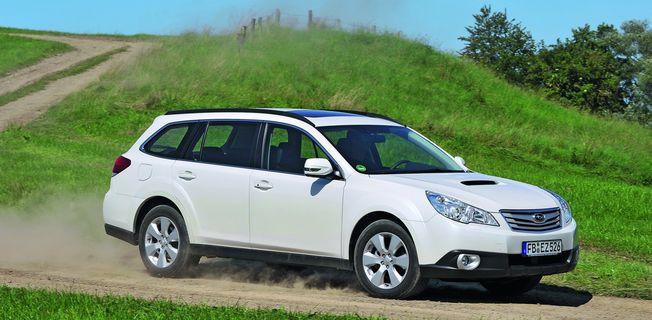 Subaru Outback 3.6R (2011-)