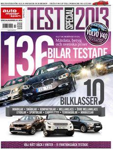 Testspecial 2013 - 136 testade bilar
