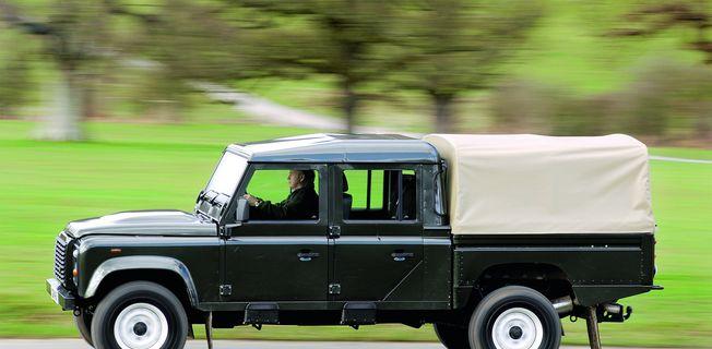 Land Rover Defender 110 TD4 Crew Cab (2011-)