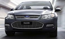 Ford Australia upphör – Falcon läggs ner