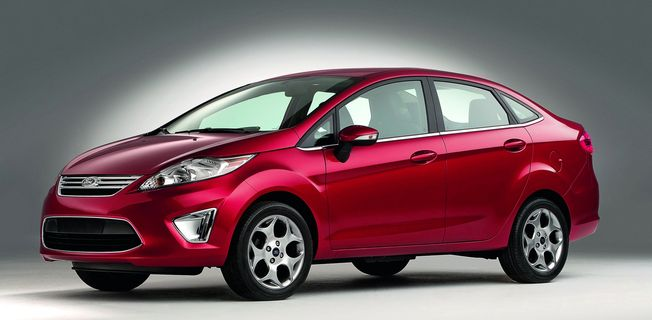 Ford Fiesta 1.6 (2011-)