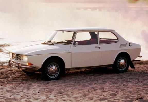 Saab 99: Byta växellåda