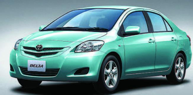 Toyota Belta 1.3 (2011-)