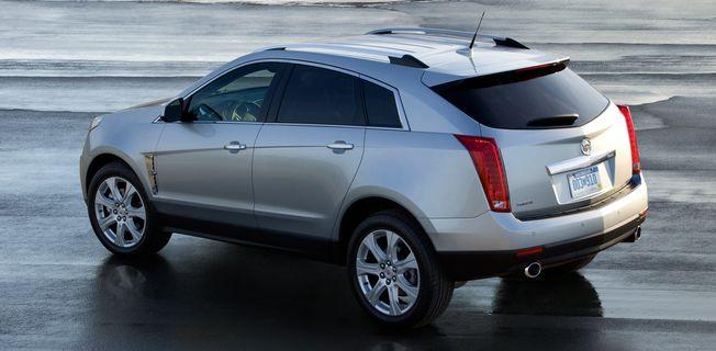 Cadillac SRX 3.6 (2011-)