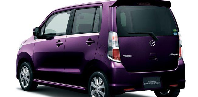 Mazda AZ Wagon 0.7 (2011-)