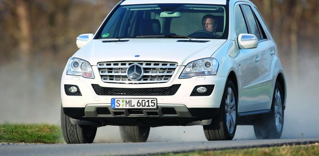Mercedes-Benz ML 350 CDI 4-MATIC (2011-)