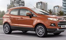 Ford bygger EcoSport och motorfabrik i Ryssland