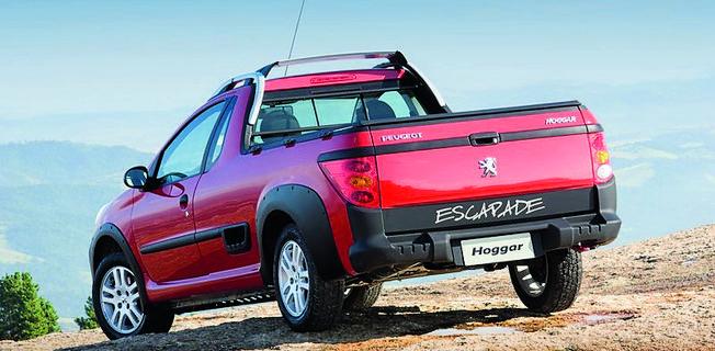 Peugeot Hoggar 1.4 (2011-)