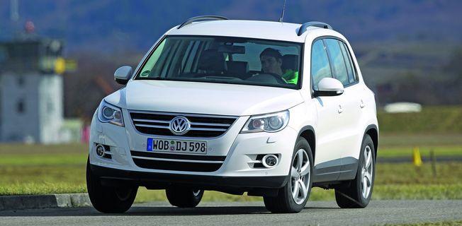 Volkswagen Tiguan 1.4 TSI (2011-)
