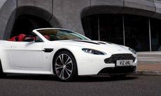 Bildgalleri: Aston Martin V12 Vantage Roadster