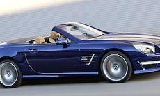 Mercedes SL 65 AMG – när bara V12 duger