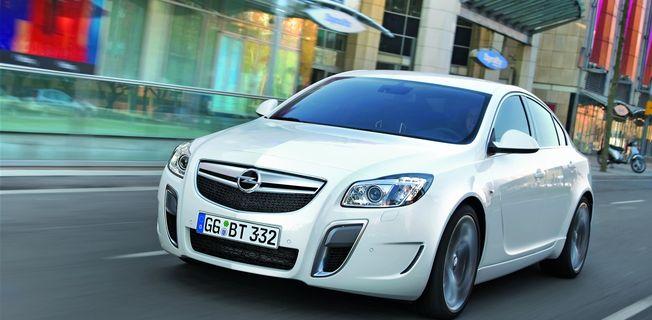 Opel Insignia OPC (2011-)