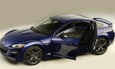 Mazda lägger wankelmotorn på is