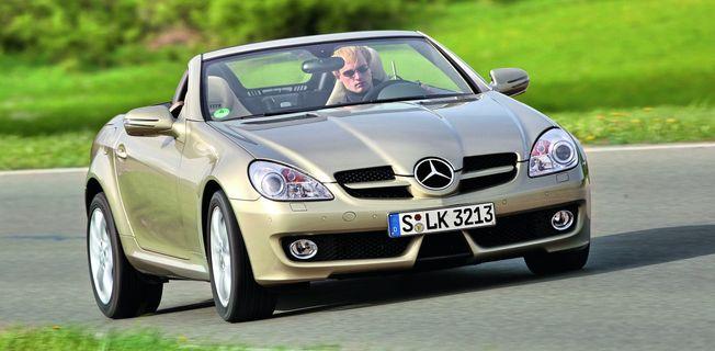 Mercedes-Benz SLK 200 Kompressor (2011-)