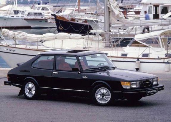 Trycktank till Saab 900