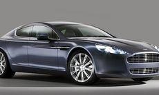 Aston Martin Rapide till vrakpris!