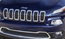 Jeep Cherokee som den borde se ut