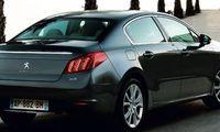 PROV: Peugeot 508 e-HDI med F-teknik