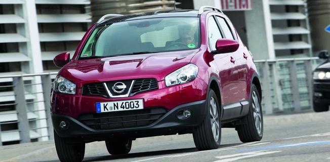 Nissan Qashqai+2 1.6 (2011-)