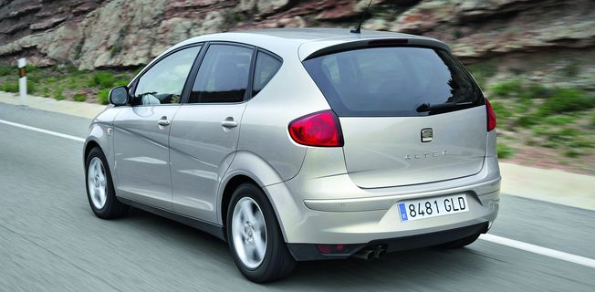 Seat Altea 1.4 TSI (2011-)
