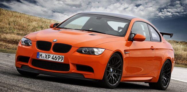 BMW M3 GTS (2011-)