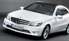 Mercedes CLC närmar sig vägs ände