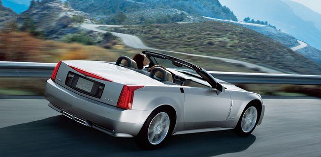 Cadillac XLR 4.6 (2011-)