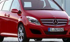 Mercedes: Ny kombi byggs av Renault