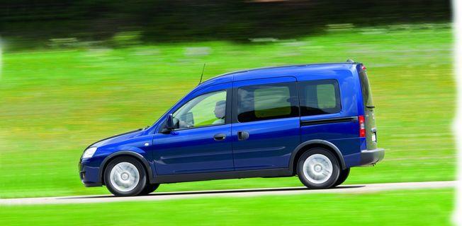 Opel Combo 1.7 CDTI (2011-)