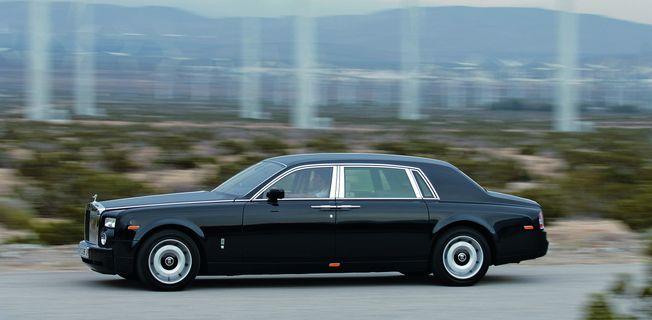 Rolls-Royce Phantom EWB (2011-)