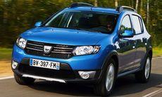 Dacia lanserar tre nya modeller