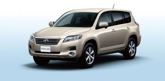 Toyota Vanguard 2.4 (2011-)